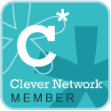 Clever Girl Network Badge Icon